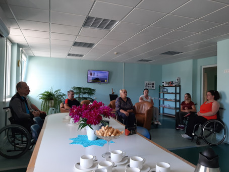Lietuvos aktyvios reabilitacijos asociacijos stovykla Palangoje