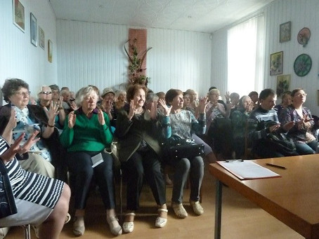 Lietuvos aktyvios reabilitacijos asociacija organizavo neįgaliesiems seminarą Ukmergėje
