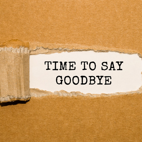 Today in Female Empowerment: GOODBYE TO YOU