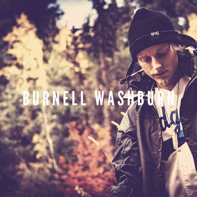 Burnell Washburn - Self Titled