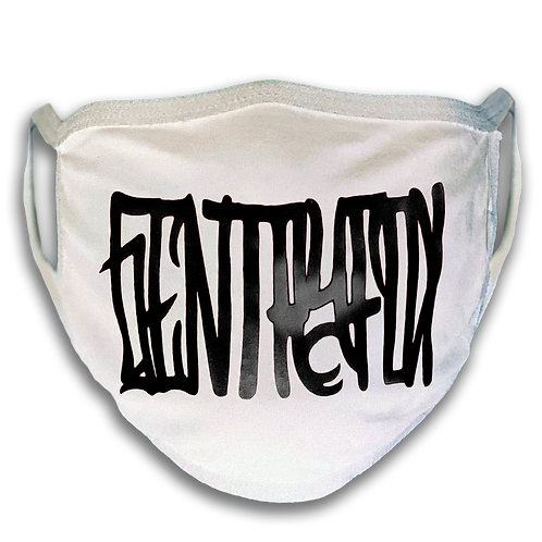 Gentry Fox Face Mask (WHITE)