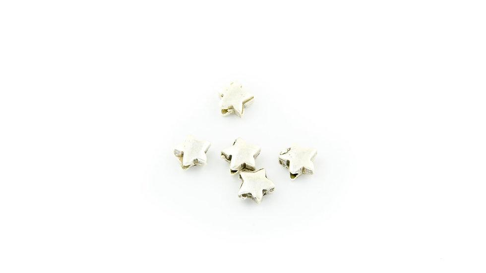 Perle petite étoile 7mm