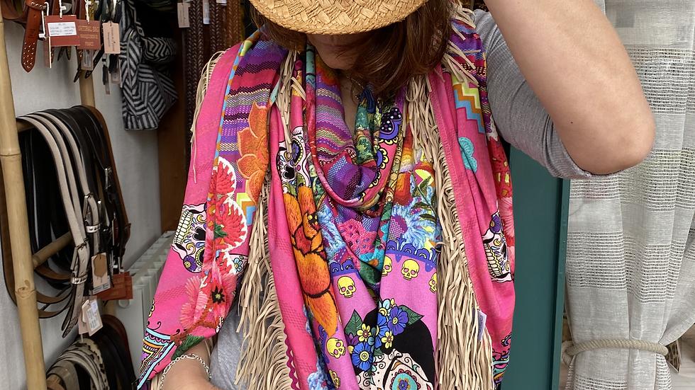 Châle Mexican Katherina Loretta