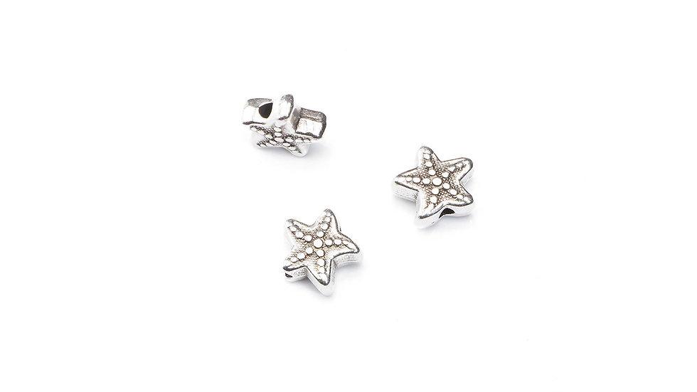 Perle étoile de mer 5/10mm