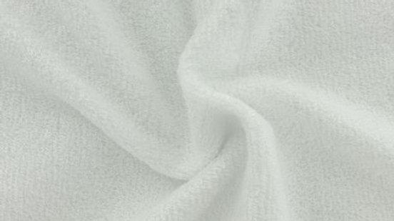 Eponge de bambou blanc