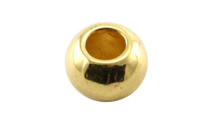 Perle ronde métal