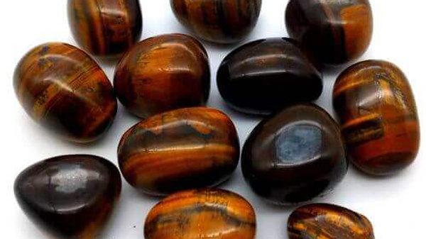 Oeil de Tigre 'AA' pierres roulées