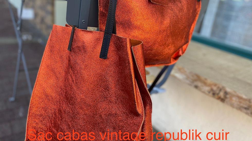 Sacs/cabas Vintage Republik