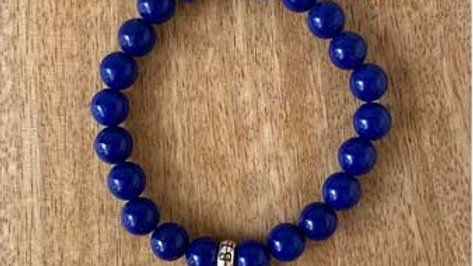 Bracelet pierres naturelles Lapis Lazuli