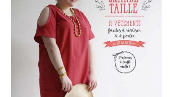 Livre Couture grande taille