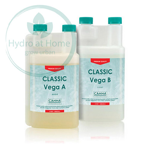 CANNA Classic Vega A+B Set