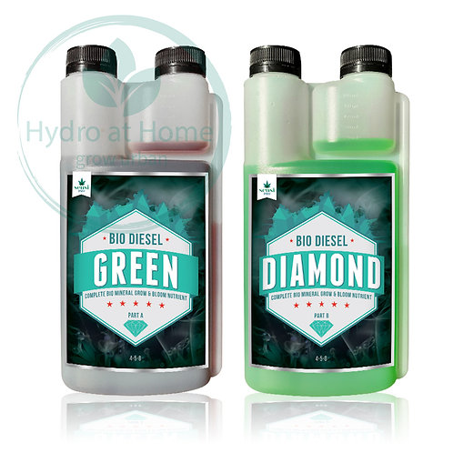 BIO DIESEL GREEN DIAMOND