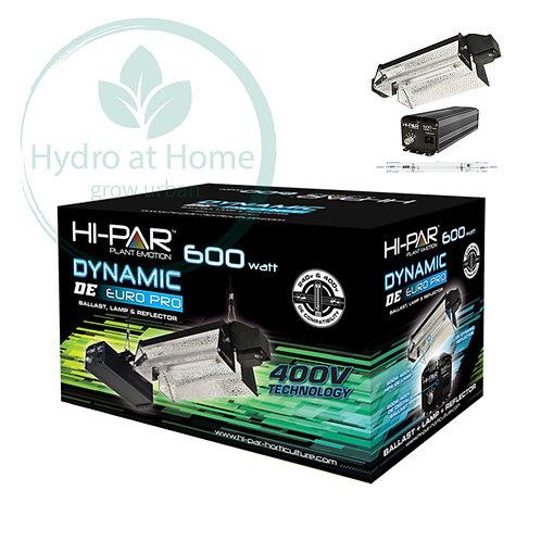 HI-PAR� 600W Dynamic DE EURO PRO Control Kit