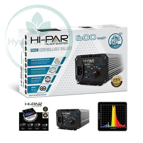 HI-PAR� 600W/400V Control Series Ballast