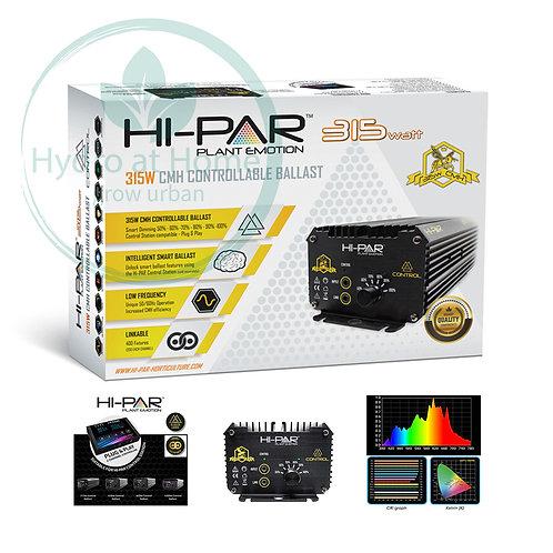 HI-PAR� 315W Control Series Ballast