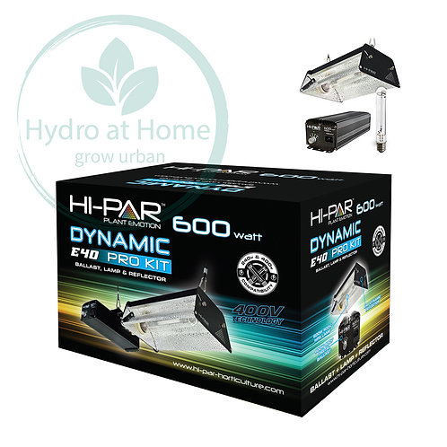 HI-PAR� Dynamic E40 PRO KIT 600w/400V