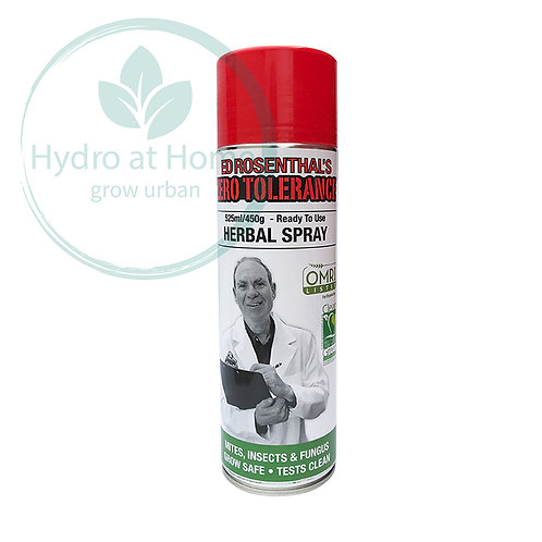Ed Rosonthal's Zero Tolerance Herbal Spray 525ml