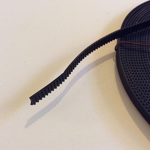 GT2 Belt - sold per Meter