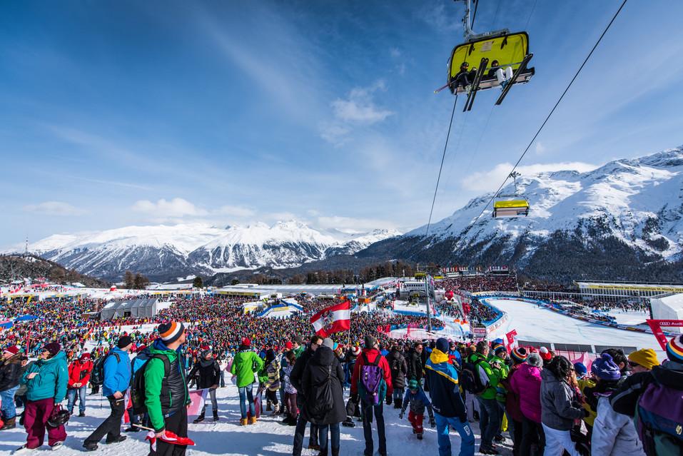 Ski WM St.Moritz 2017