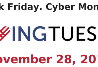 MANUFACTURING RENAISSANCE JOINS THE GLOBAL #GIVINGTUESDAY MOVEMENT
