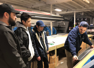 26 YOUTH COMPLETE JOB SHADOW DAY