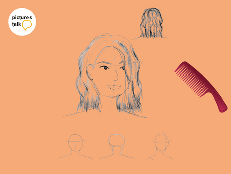 How to communicate your hair-stylist by visual?