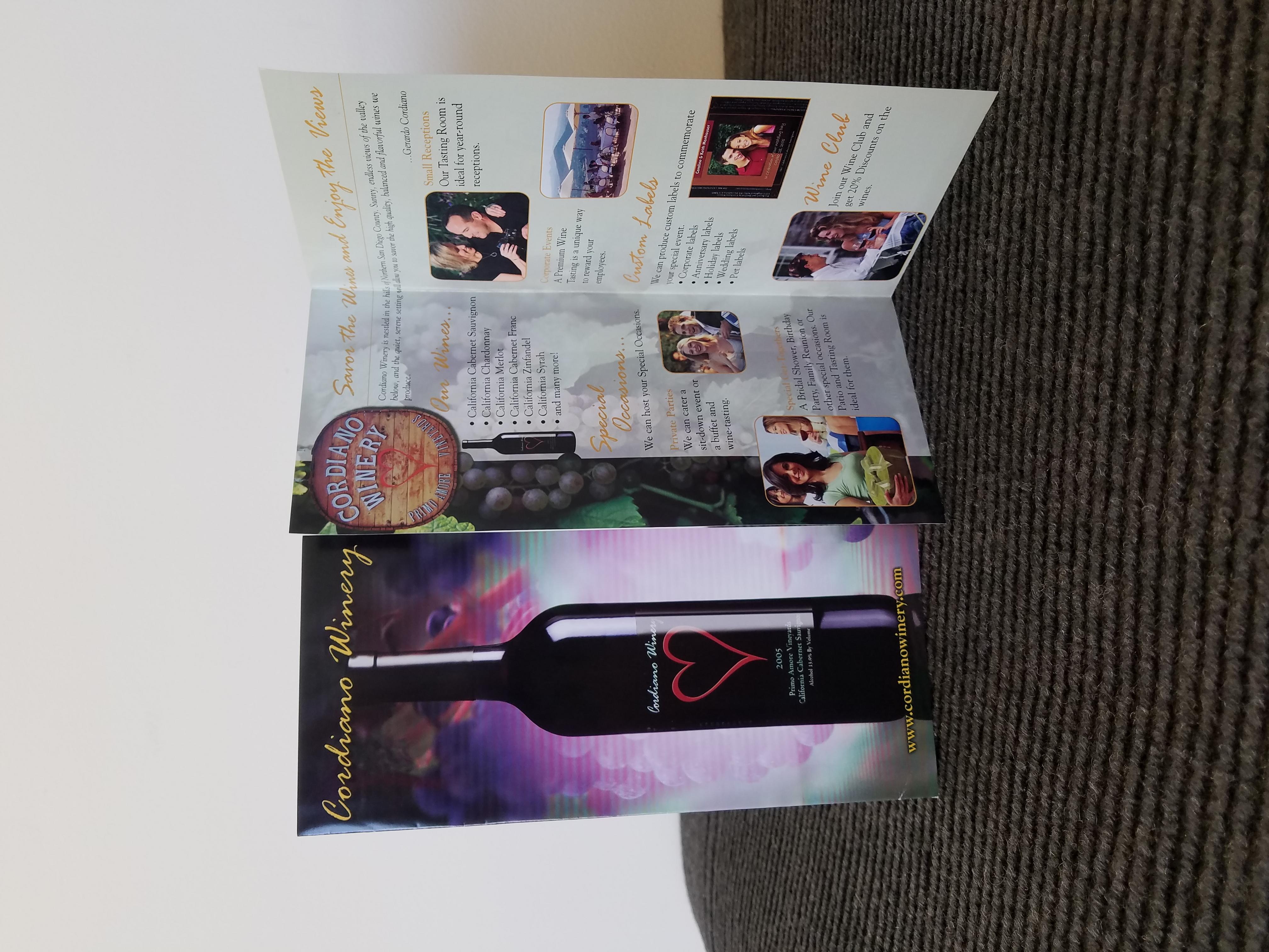 Website Brochure Image (Cordiano Windery)