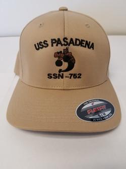 Website Embroidery Cap (Pasadena frumpy)