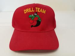 Website Embroidery Image (USS Pasadena Drill Team Cap)
