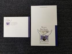 Website Stationery Image (Note Card Envelope Noahs Ark)