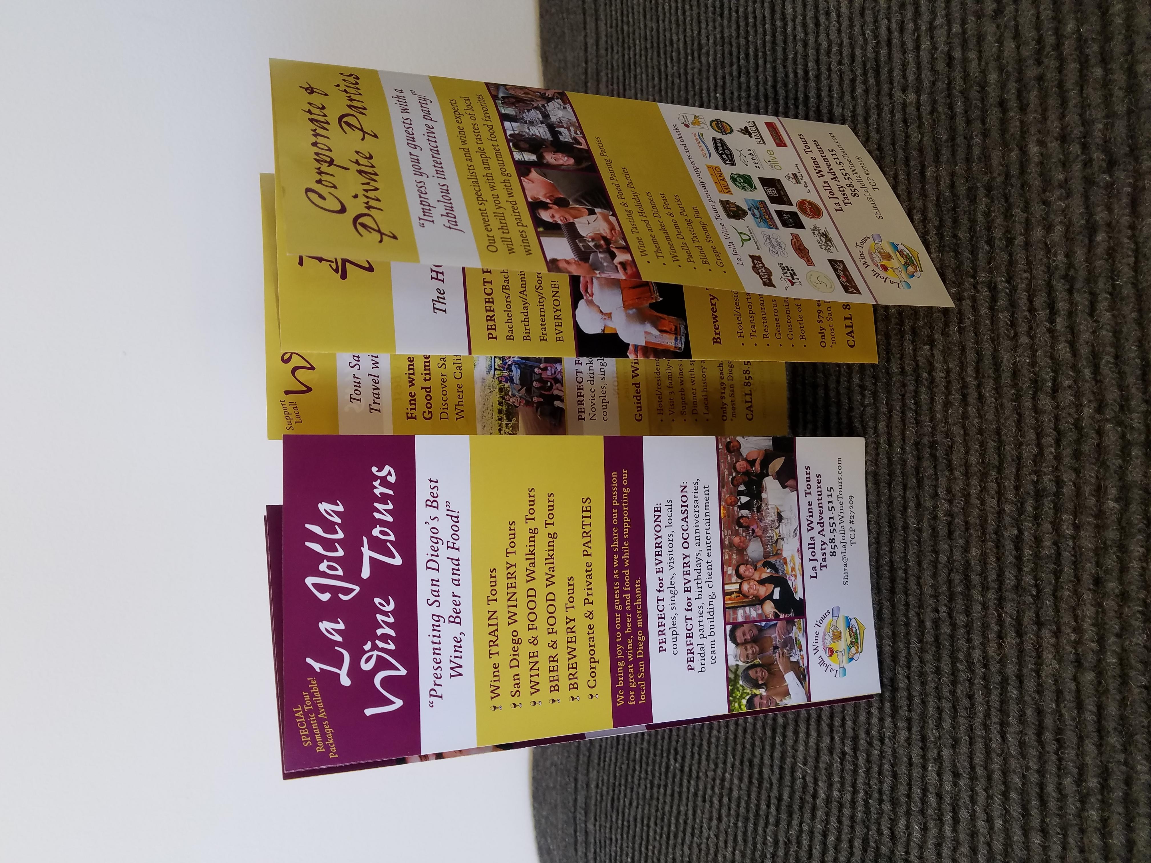 Website Brochure (LJWT)