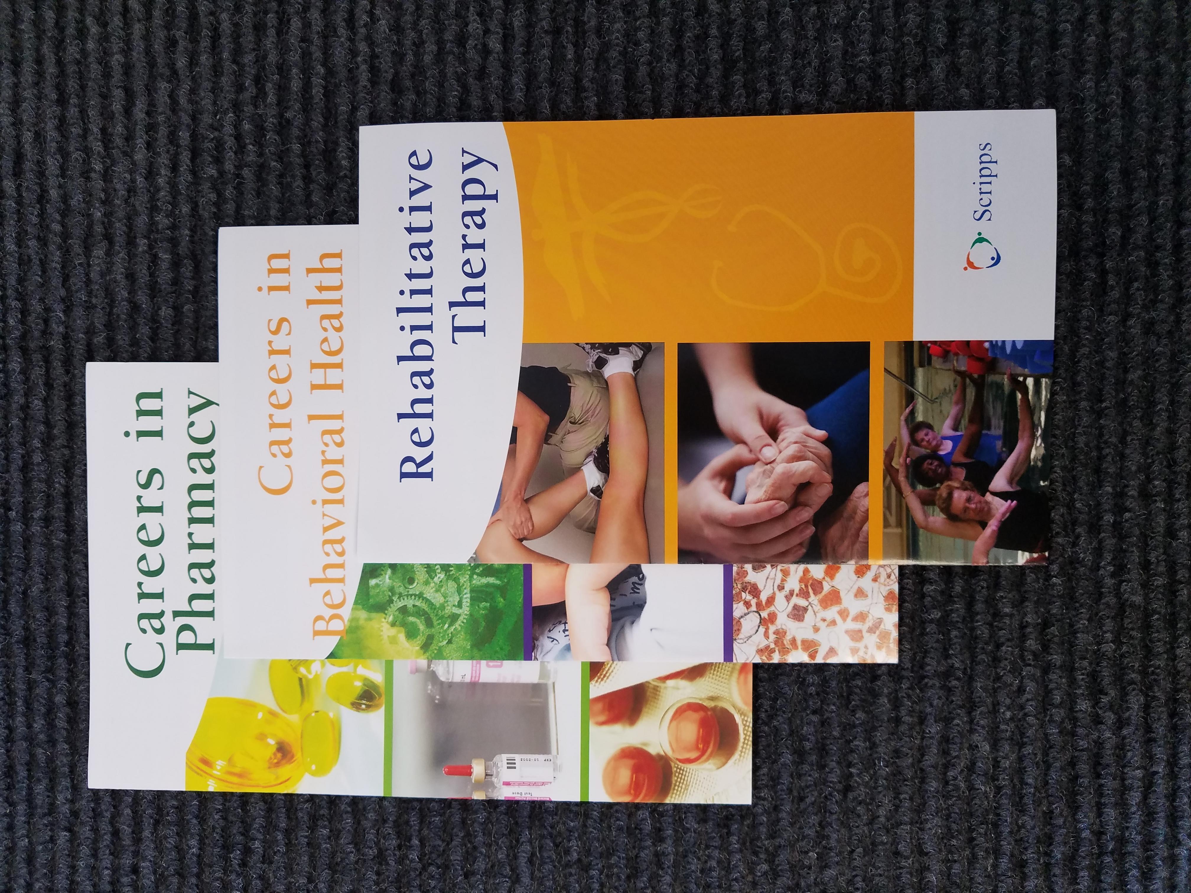 Website Brochures (Scripps)