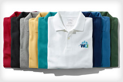 Website Embroidered Image (Polo Shirts Assorted)