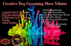 Creative Dog Grooming Show