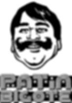 Logo Patín Bigote