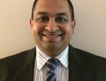 Meet a Member: Saji Nair