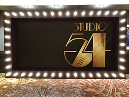 Studio 54 Holiday Party