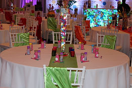 HME Candy Chic Holiday Party