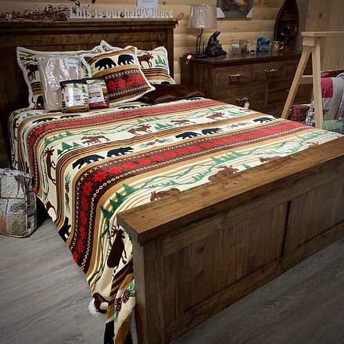 Hinterland Bedspread Set