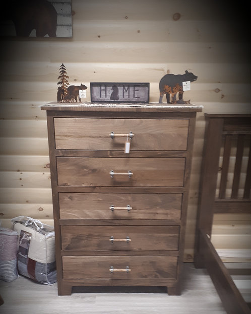 Moose River Highboy Dresser