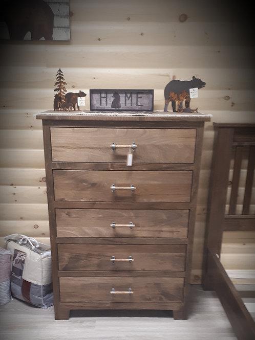 Moose River Highboy Dresser