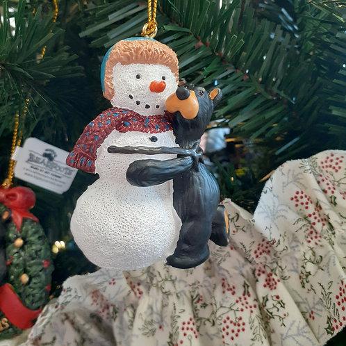Winter Hugs Ornament
