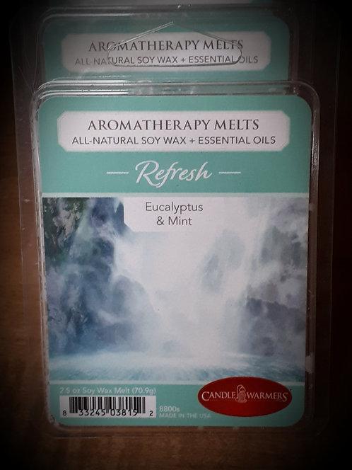 Eucalyptus & Munt Aromatherapy Melt