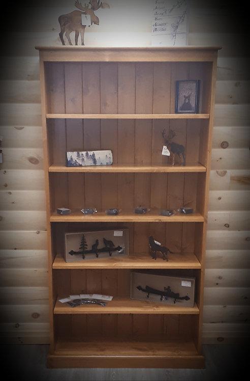 Pine Traditional Bookshelf