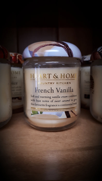 French Vanilla Candle - small