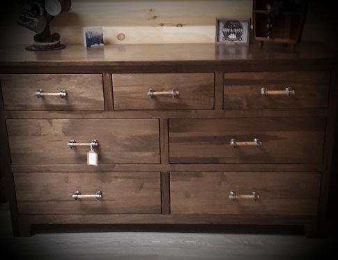Moose River 7-Drawer Dresser