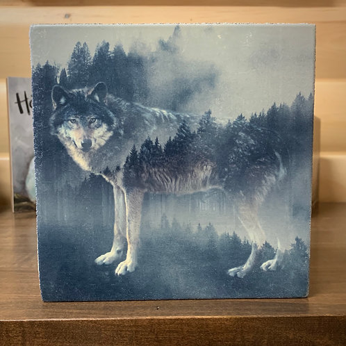 Forest Wolf Sign