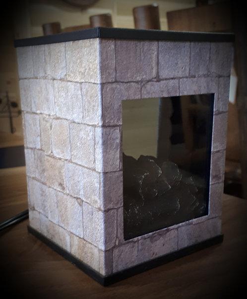 Hearthstone Glass Illumination Fragrence Warmer