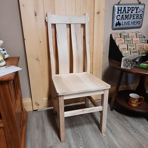 Wormy Maple Avenue Chair