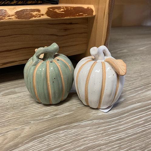 Pumpkin Salt & Pepper Set